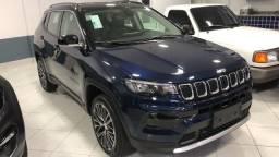 Título do anúncio: Jeep Compass 2021/2022 - 1.3 T270 Turbo Flex Limited AT6