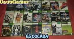 Jogos originais de xbox 360 Entrega/parcela12x