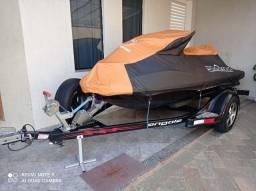 Jet Ski Sea Doo GTR 215 Turbo