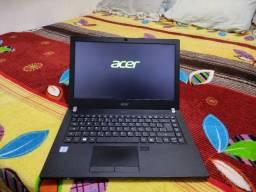 Título do anúncio: Notebook Acer core i3 7 geração HD 500 RAM 4 GB placa de vídeo Intel(R) Graphics620
