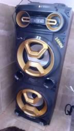 Vendo caixa de som de 1600w