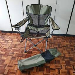 Cadeira dobrável