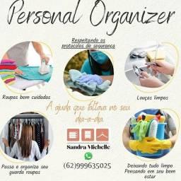 Título do anúncio: Diarista e personal organizer
