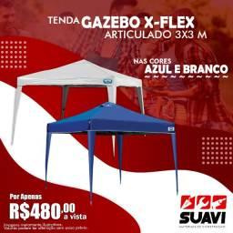 Gazebo 3x3m X-Flex MOR