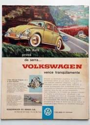 Título do anúncio: Quatro Rodas n°. 8 - março/1961 - Fusca, Corvette, Gordini, Simca