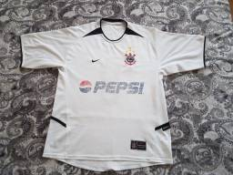 Camisa Corinthians 2003