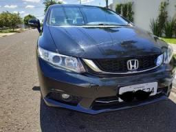 Título do anúncio: Honda Civic LXR 2.0 2015 automático
