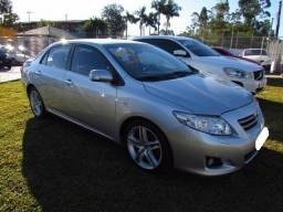 Toyota corolla 1.8 se-g prata 16v flex 4p automático