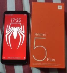 Xiaomi Redmi 5 plus ( 64gb e 4gb de ram)