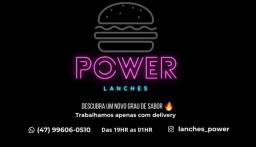 POWER LANCHES
