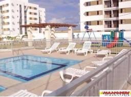 Título do anúncio:  Aluguel de apartamento , Condomínio mar de Aruana 2