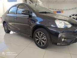 Toyota Etios Platinum 1.5 Flex!