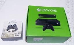 Título do anúncio: Vendo Xbox One Fat 500Gb com Kinect
