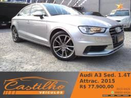 Audi A3 Sed. 1.4 T Attract. 2015 ***TFSI
