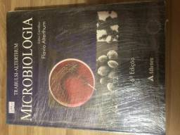 Livro MICROBIOLOGIA  MEDICINA