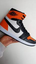 Nike Jordan Laranja