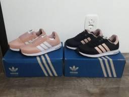 Tênis Adidas N°34 NOVO