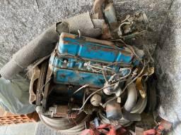 Motor de opala 4cc