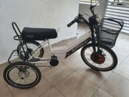 Vendo triciclo eletrico