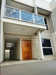 Belíssimo Sobrado Monte Castelo 3 Quartos sendo um Suite móveis Planejados