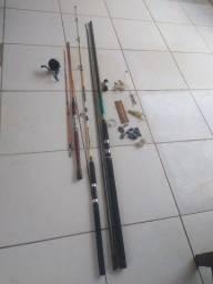 Título do anúncio: Kit pesca