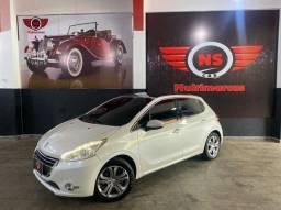 Peugeot 208 Griffe 1.6 Automático 2016, 15 mil de entrada