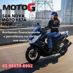 Título do anúncio: Moto G - Loja de Motos