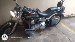 Moto Harley Davison Fat Boy 2009