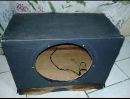 CAIXA BOX BOCA DE 12
