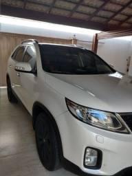 Kia Motors Sorento EX 3.5 V6 Branco