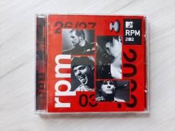 Cd RPM 2002 MTV ao Vivo - Perfeito Estado de Conservação