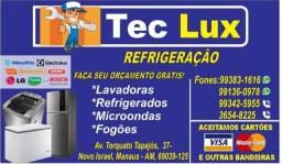 Assistência técnica em geladeira freezer orçamento gratis