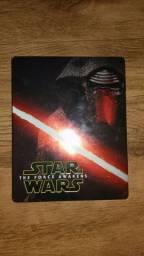 Steelbook Star Wars (blue ray)