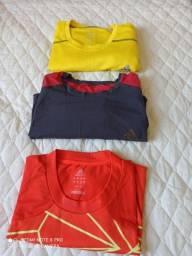 Camisas para esportes em geral