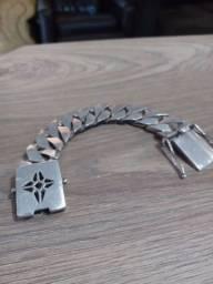 Pulseira de prata Fireblade