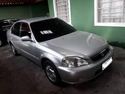 Civic EX automático, ano 2000