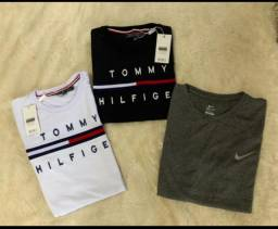 Promoção 3 camisetas por R$100,00