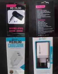 Acessórios para celular e informatica