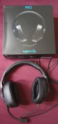 Headset Logitech Pro