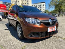 Renault Logan 2015 completo 1.0