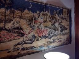Título do anúncio: Antiguidade lindo tapete oriental