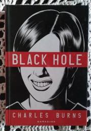 Hq Black Hole Darkside