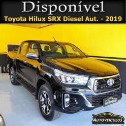 Título do anúncio: Toyota Hilux SRX Diesel Aut. - 2019