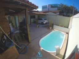 YT- Casa 3 Quartos com Suíte Piscina e Churrasqueira em Colina de Laranjeiras