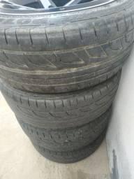 Jogo de Rodas/pneus 225/45/17