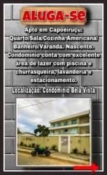 Apartamento Capoeiroçu Cachoeira/Ba Aluguel
