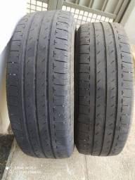 Vendo  2 pneus usado 185/65-15- Bridgestone