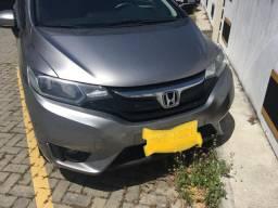 Honda fit 2015.  1.5, bancos de couro e automático R$ 50900,00