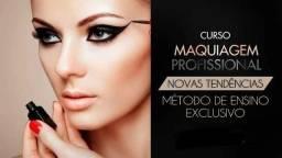 Curso de Maquiagem Online 100% certificado