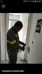 Eletricista executamos todos serviços elétricos ligue agora